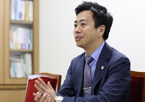 弁護士 田中 勇輝